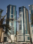 Photo Various options of 1 br for sale in al taawun...