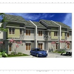Foto House for sale in Pamulang Tangerang IDR 700000---
