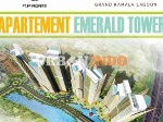 Foto Apartment Emerald Tower GRAND KAMALA LAGOON,...