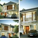 Foto House for sale in Wiyung Surabaya IDR 800000-