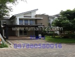 Foto House for sale in Serpong Tangerang IDR 1900000---