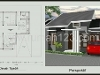 Foto House for sale in Berbah Sleman IDR 425000-