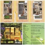 Foto House for sale in BSD Tangerang IDR 3100000-