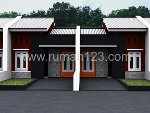 Foto House for sale in Cilodong Depok IDR 155000-