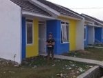 Foto House for sale in Cileungsi Bogor IDR 126500-