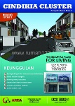 Foto House for sale in Gede Bage Bandung IDR 340000-