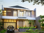 Foto House for sale in Pakuwon Surabaya IDR 7450000---