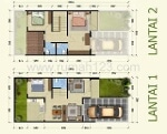 Foto House for sale in Waru Sidoarjo IDR 947500---