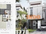 Foto Rumah Minimalis Simplicity Di The Icon Bsd City