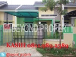 Foto House for sale in Cileungsi Bogor IDR 395000-