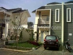 Foto House for sale in Pamulang Tangerang IDR 750000---