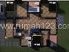Foto House for sale in Panam Pekan Baru IDR 1100000---