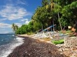 Foto Absolute Beach Front Freehold Land at Tulamben