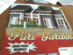 Foto House for sale in Puri Mojokerto IDR 334000-