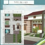 Foto House for sale in Cipayung Depok IDR 185000-