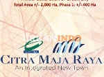 Foto Citra Maja New an Integrated New Town Mulai...