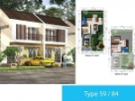 Foto House for sale in Serpong Tangerang IDR 400000-