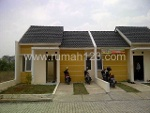 Foto House for sale in Cileungsi Bogor IDR 127500-