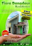 Foto House for sale in Mande Cianjur IDR 192000-. 000