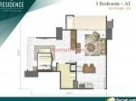 Foto Apartemen The Residence di Synthesis Square,...