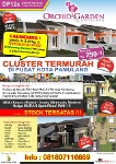 Foto House for sale in Pamulang Tangerang IDR 575000---