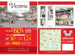 Foto House for sale in Medan Johor Medan IDR 500000---