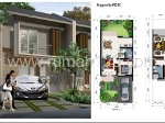 Foto House for sale in Cimone Tangerang IDR 600000-
