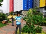 Foto The Green Pramuka Apartment Dan Mall murah