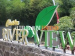 Foto Cluster Riverview Area Pondok Cabe, Panorama Indah