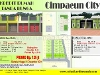 Foto House for sale in Cilangkap Depok IDR 140000-