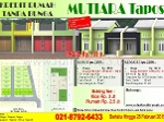 Foto House for sale in Cilangkap Depok IDR 135000-
