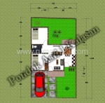 Foto House for sale in Kalasan Sleman IDR 260000-