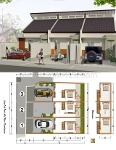 Foto House for sale in Pemecutan Denpasar IDR 850000-
