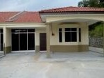 Picture New project semi-d house in kulim
