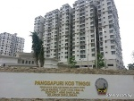 Picture Kristal view condo, sek 7 shah alam, brand new