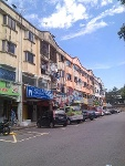 Picture Shoplot Apartment, taman Sri Andalas, Klang