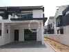 Picture 2 storey terrace house at permatang sanctuary