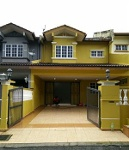 Picture House for rent in Seremban 2 bedrooms 4