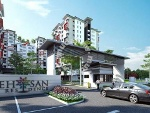 Picture Affordable Luxurious Condo at Salak Tinggi