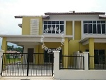 Picture Semi detached Shahbandar Heights, Ampangan