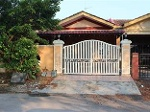 Picture Selling 1sty 4bedrooms house, Bandar Putra,...