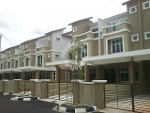 Picture Three Storey Terrace, Butterworth