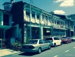 Picture Pre-war heritage, irving road, georgetown, penang