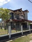 Picture Double storey bungalow house in Anjung Ixora,...
