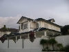 Picture Detached House Stampin Kuching