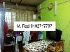 Picture 1-storey Terraced House For Sale - Rumah teres...