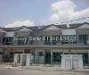 Picture Townhouse For Sale - Chears Mahkota 2sty...