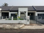 Picture S/ Linked House, Taman Kuhara Jaya, Tawau
