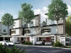 Picture 3 sty Terrace (new house) in Seremban