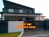 Picture Bungalow House For Rent - Ledang Height,...